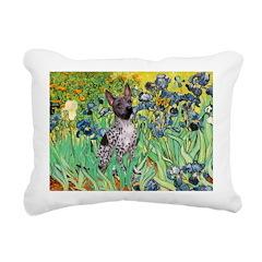 5.5x7.5-Irises-AHT2.png Rectangular Canvas Pillow