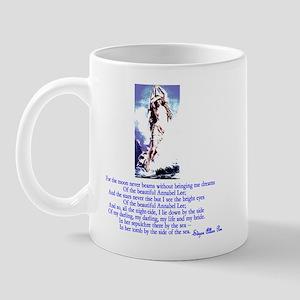 Edgar Allan Poe's Annabel Lee Mug