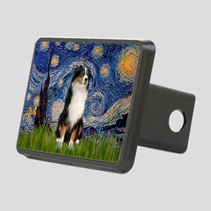 TILE-Starry-Aussie2 Rectangular Hitch Cover