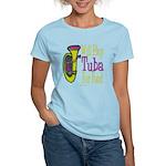 (CP) Will Play Tuba lt Women's Light T-Shirt
