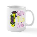 (CP) Will Play Tuba dk Mug