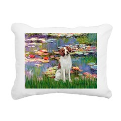 MP-Lilies2-Brittany3.png Rectangular Canvas Pillow