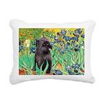 MP-IRISES-Cairn-BR17 Rectangular Canvas Pillow