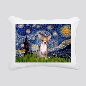 57-Starry-CHIH1 Rectangular Canvas Pillow
