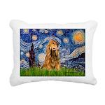 MP-STARRY-Cocker7 Rectangular Canvas Pillow