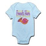 Will Play French Horn Infant Bodysuit