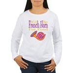 Will Play French Horn Women's Long Sleeve T-Shirt