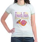 Will Play French Horn Jr. Ringer T-Shirt