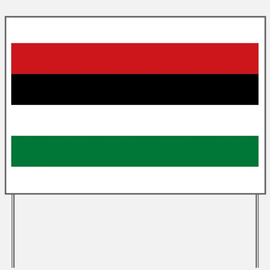 Nigeria - Presidential Standard Armed Forces - Cur