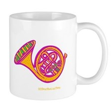 Will Play French Horn Mug