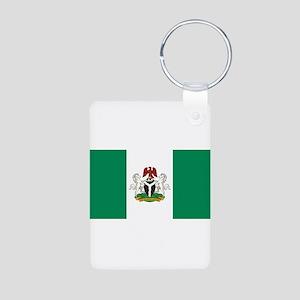 Nigeria - State Flag - Current Aluminum Photo Keyc