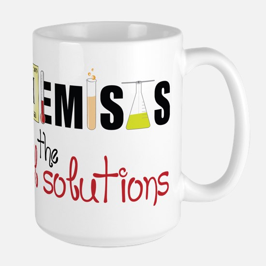 All The Solutions Large Mug