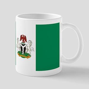 Nigeria - State Flag - Current 11 oz Ceramic Mug