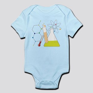 Chemistry Stuff Infant Bodysuit