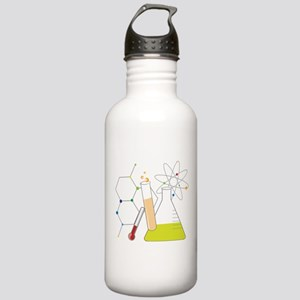 Chemistry Stuff Stainless Water Bottle 1.0L