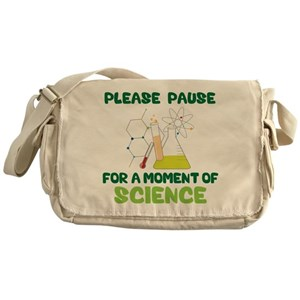 1d442dc0c3f0 Science Messenger Bags - CafePress