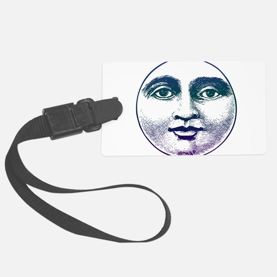 Man in the Moon Luggage Tag