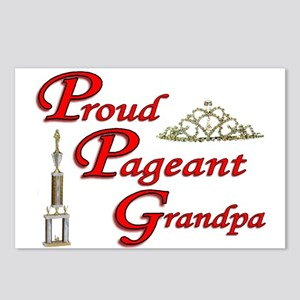 Pageant Grandpa Postcards (Package of 8)