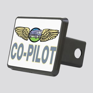 RV Co-Pilot Rectangular Hitch Cover