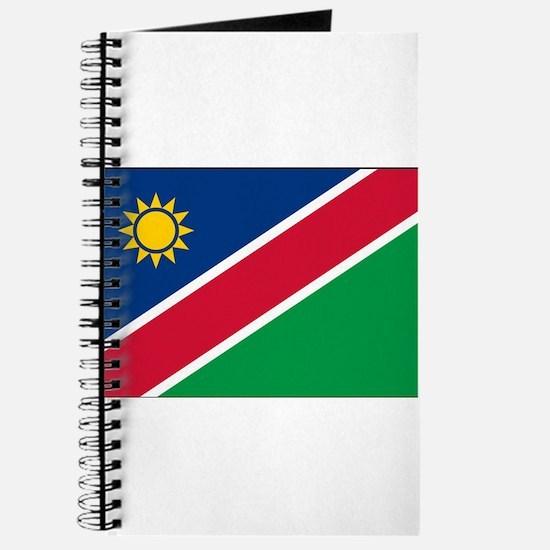Namibia - National Flag - Current Journal
