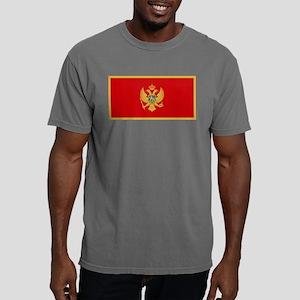 Montenegro - National Flag - Current Mens Comfort