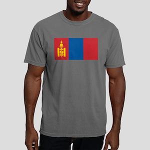 Mongolia - National Flag - Current Mens Comfort Co