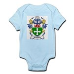 Crumbie Coat of Arms Infant Creeper