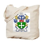 Crumbie Coat of Arms Tote Bag