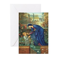 The Prioress' Tale Greeting Cards (Pk of 10)