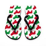 Cocker Spaniel Christmas or Holiday Silhouettes Fl