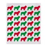 Cocker Spaniel Christmas or Holiday Silhouettes S