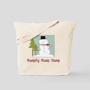 Thumpity Thump Thump Tote Bag