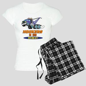 Hookers R Us 2 Women's Light Pajamas