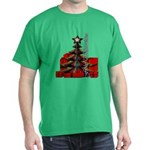 frohe Weihnachten Dark T-Shirt