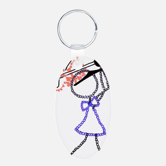 Golf Girl - ArtinJoy Keychains