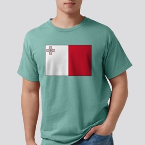 Malta - National Flag - Current Mens Comfort Color