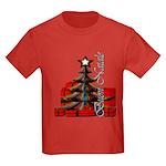 Buon Natale Kids Dark T-Shirt