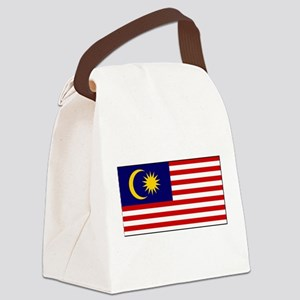 Malaysia - National Flag - Current Canvas Lunch Ba