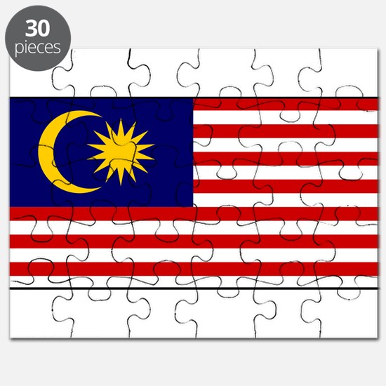 Malaysia - National Flag - Current Puzzle