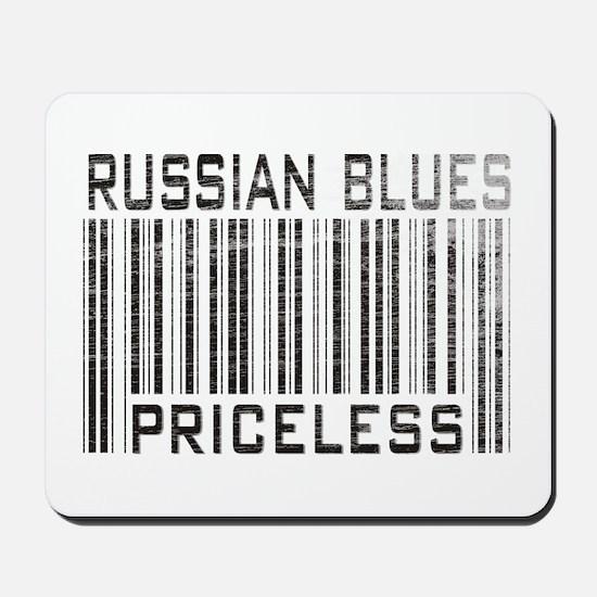 Russian Blues Priceless Mousepad