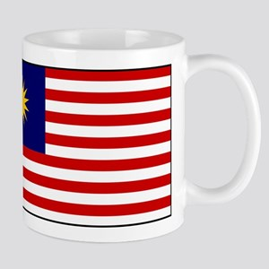 Malaysia - National Flag - Current 11 oz Ceramic M