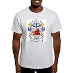 Craiggie Coat of Arms Ash Grey T-Shirt