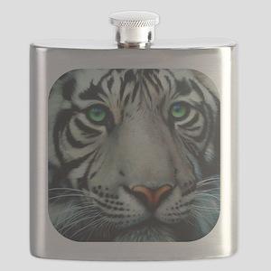 tigerwhite Flask