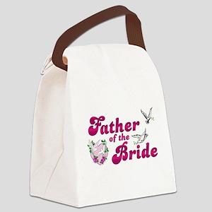 fatherbride Canvas Lunch Bag