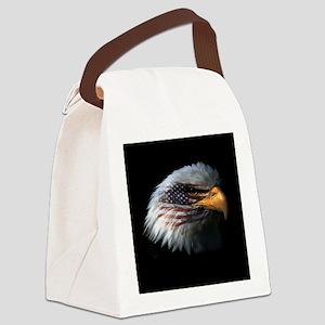 EagleRight Canvas Lunch Bag