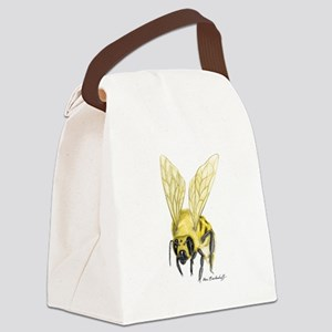 Honey Bee ~ Canvas Lunch Bag