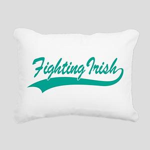 Fighting Irish Rectangular Canvas Pillow