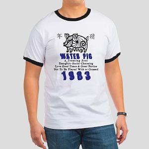 Water Pig 1983 Ringer T