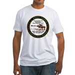 Army Sniper Custom Logo Fitted T-Shirt