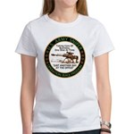 Army Sniper Custom Logo Women's T-Shirt